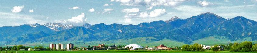 Bozeman Montana Area
