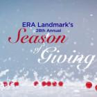 ERA Landmark's Season of Giving